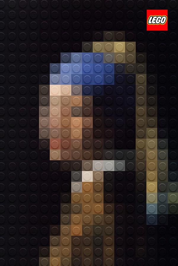 Marco Sodano's Lego masterpieces